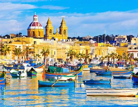 Malte, l'île des Chevaliers 3*