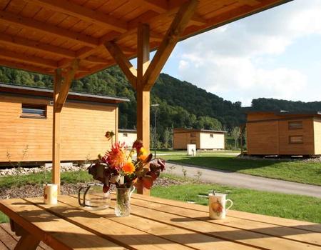 Camping Le Domaine d'Aucroix