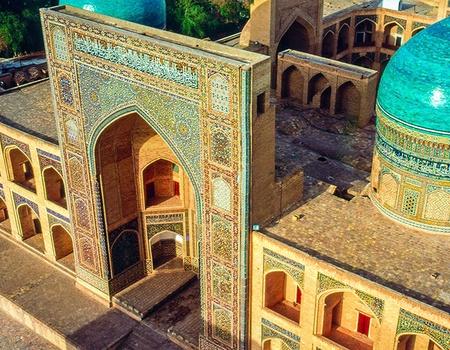 La Route de la Soie - Vols Uzbekistan Airways - Sens Ourguentch/Tachkent