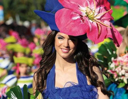 Circuit La fête des fleurs à Madère