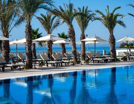 Hôtel Radisson Blu Resort &Thalasso Hammamet 4*