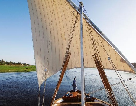 Croisière Prestige du Nil en Dahabeya et Mercure Karnak à Louxor