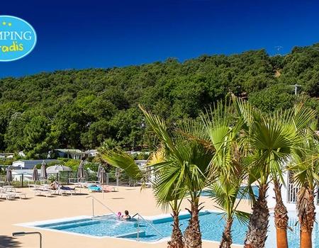 Camping Paradis Domaine de Miremer 4*