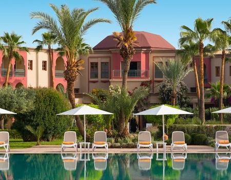 Hôtel Iberostar Club Palmeraie Marrakech 4*