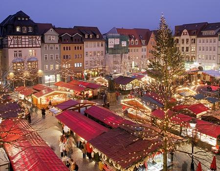 Circuit Marchés de Noël en Alsace