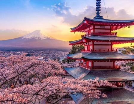 Circuit Merveilles du Japon 3*
