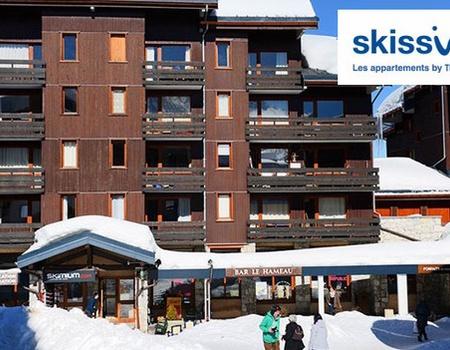 Appartement de particulier Skissim Classic - Résidence le Hameau du Mottaret