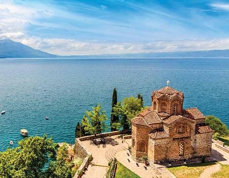 Circuit Charmes de la péninsule balkanique