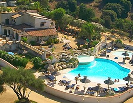 Corse - Camping Tikiti 3* avec traversées maritimes