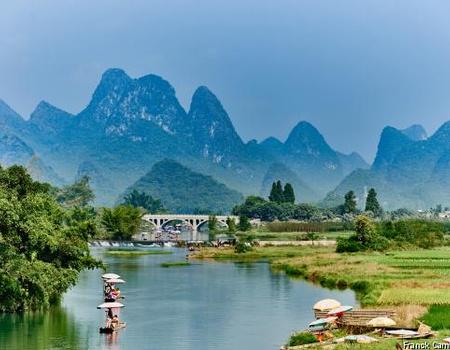 Circuit Panorama de la Chine éternelle
