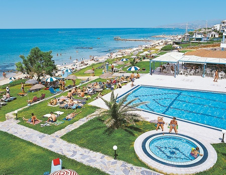 Hôtel Ariadne Beach Malia 3* - Vols Charters