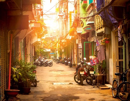 Circuit Sensationnel Vietnam
