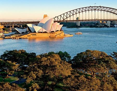 Circuit Mosaïque australienne