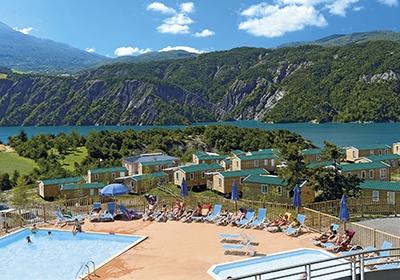 Camping Les Berges du Lac