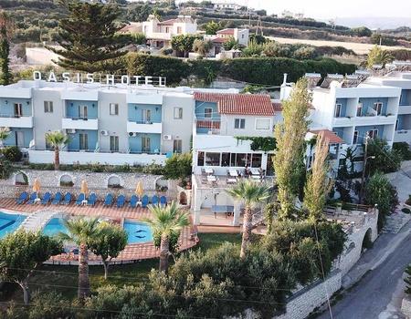 Hôtel Oasis Scaleta 2* sup