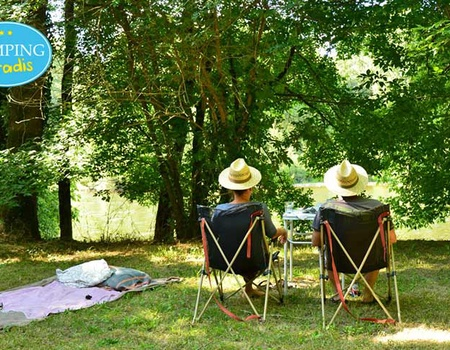 Camping Paradis Les Belles Rives 2*