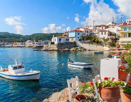 Périple depuis Rhodes 3 îles en 2 semaines - Rhodes, Patmos et Kalymnos