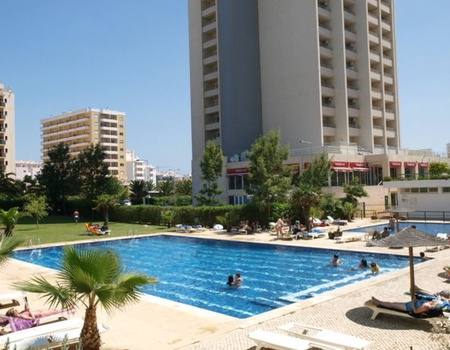 Apart hôtel Jardins Da Rocha