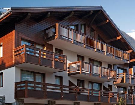 Résidence Les Chalets du Mont Blanc 3*