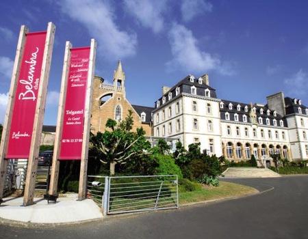 Belambra Clubs Le Castel Sainte Anne en demi-pension