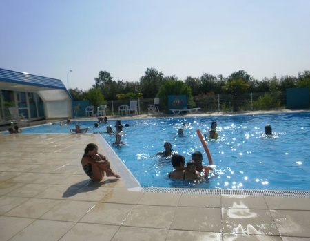 Angles - Camping Port de Moricq, 3*