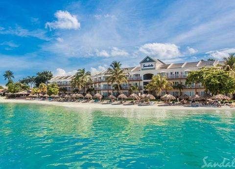 Hôtel Sandals Negril Beach Resort & Spa 5* - 1