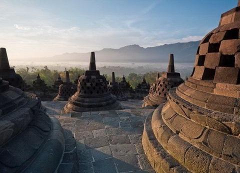 Circuit Indonésie en majesté - 1
