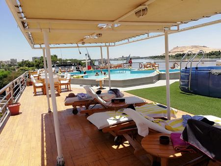 Splendeurs des Pharaons extension Hurghada Hôtel 4* 15J/14N - 1