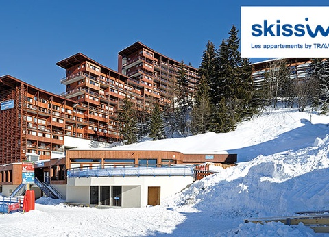 Résidence Skissim Premium Le Roc Belle Face 4* - 1