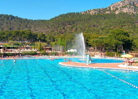 Camping Castell Montgri, 5* - 1