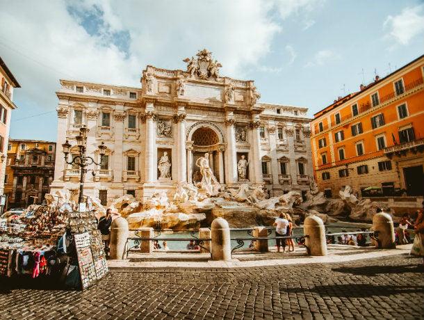 Circuit Rome à Naples, Capri et la côte Amalfitaine - 1