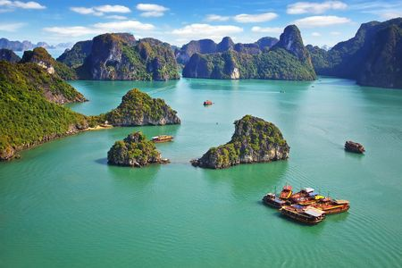 Circuit - Splendeurs du Laos extension Vietnam - Baie d'Along - 1