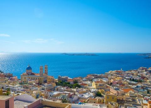 Combiné : Athènes et Cyclades en 3* ou 4* - 1