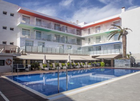 Hôtel Ibersol Antemare 4* avec réveillon de la Saint Sylvestre - 1