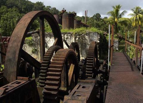 Circuit Échappée Martinique Insolite depuis La Batelière - 1