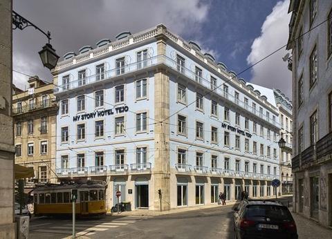 My Story Tejo Hotel 3* - 1
