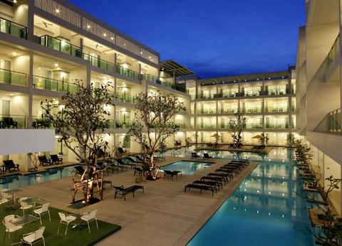 Hôtel Old Phuket 4* - 1