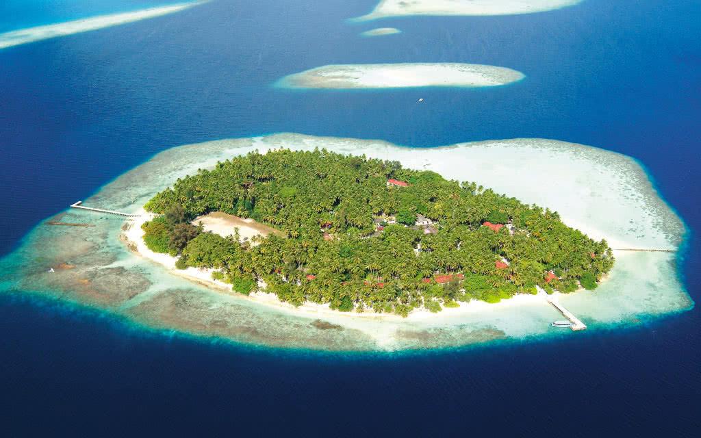 Hôtel Biyadhoo Island Resort 3* - 1