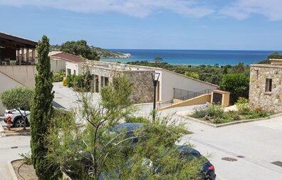 Résidence-Club Les Hameaux de Capra Scorsa - 1