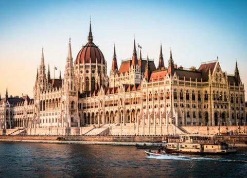 Les capitales danubiennes : Vienne - Budapest - Bratislava (formule port/port) - 1