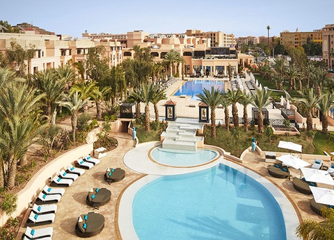 Mövenpick Hotel Mansour Eddahbi Marrakech 5* - 1