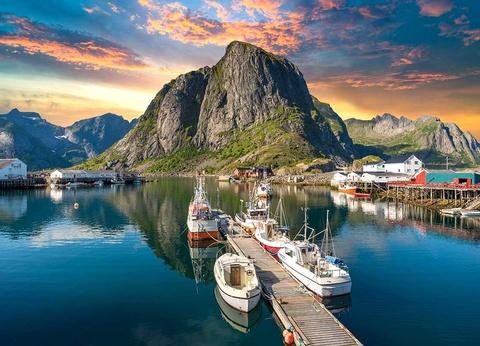 Circuit Îles Lofoten, fjords et baleines - 1