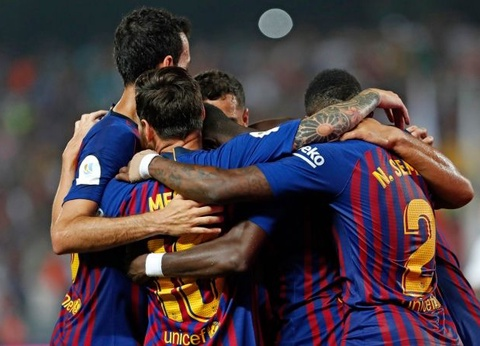 Hôtel Expo 4* avec match à domicile FC Barcelona - 1