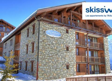 Résidence Skissim Select Les Balcons De La Rosière 4* - 1