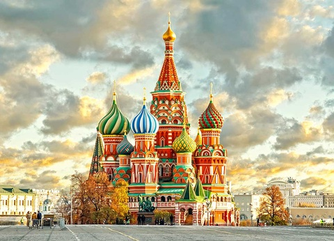 Circuit Russie Eternelle 3* - 1