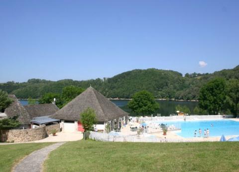 Camping Domaines des Tours 4* - 1