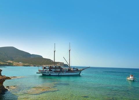 Croisière Perles des Cyclades en caïque depuis Paros - 1