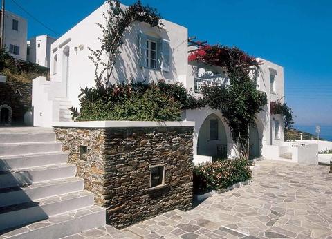 Hôtel Pétali Village 3* - arrivée Santorin - 1