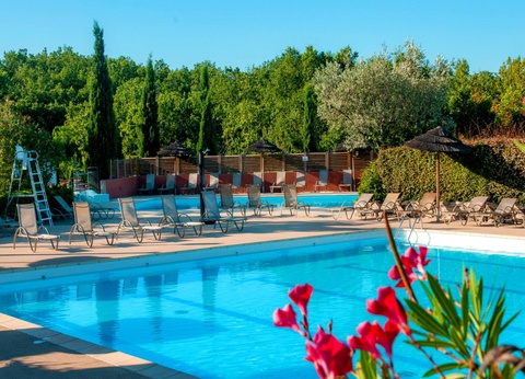 Camping Domaine de Chaussy  5* - 1