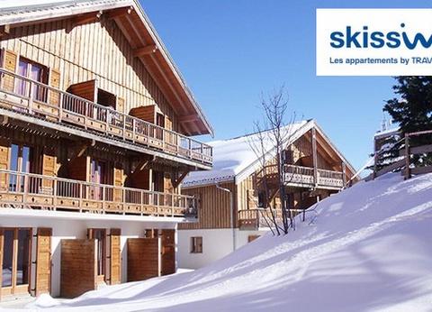 Résidence Skissim Select Les Chalets des Cimes 3* - 1